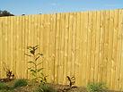 H3 TP Standard Pailing Boundary Fence