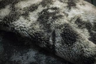 SHOI  wool acrylic polyester