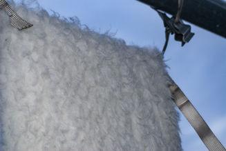 DREADS mohair wool