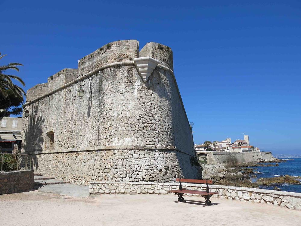 Bastion Saint Jaume - Antibes