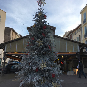 What to do this Christmas in Antibes