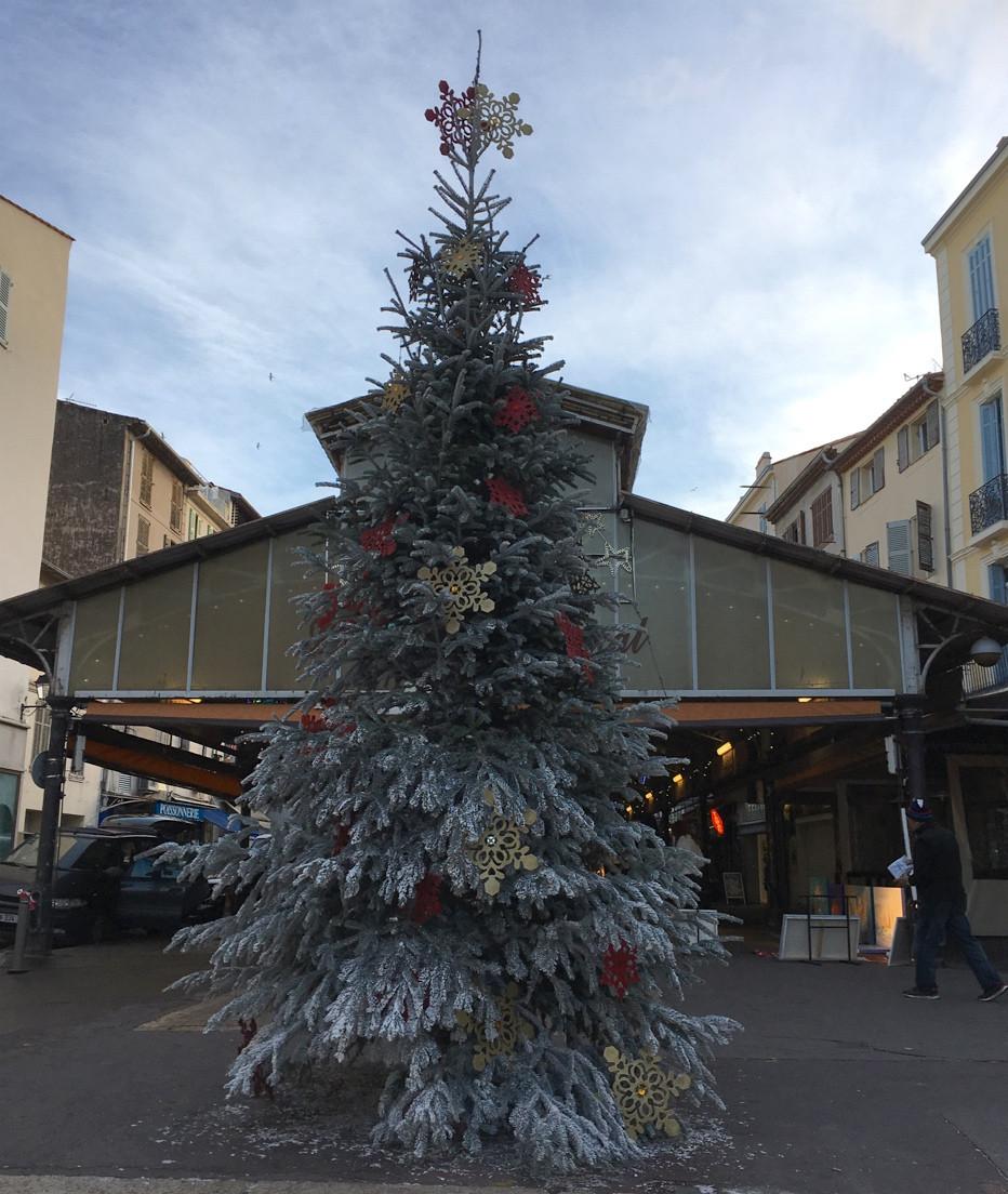 Noël - Antibes