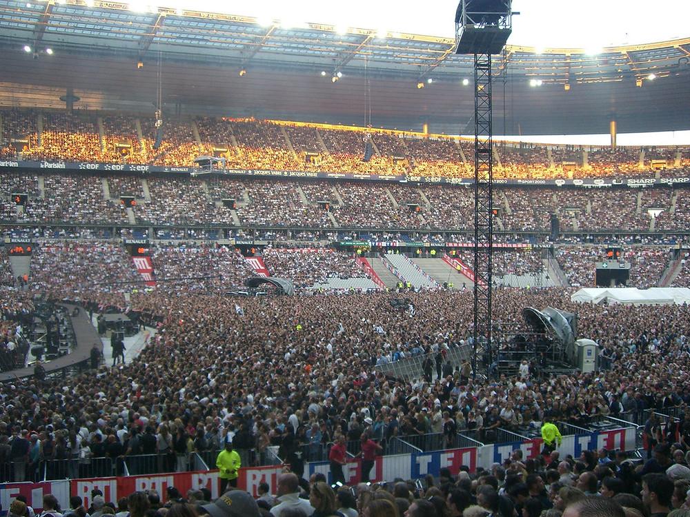 2009 Concert at Stade de France