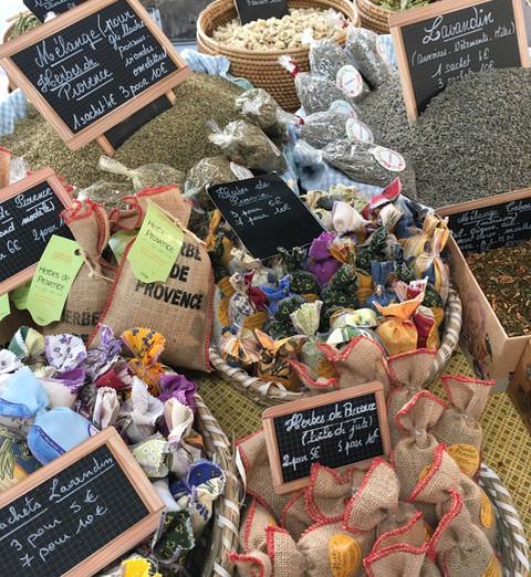 Lavender - Antibes' Provencal market