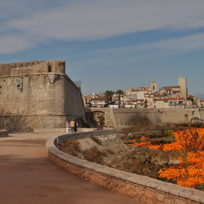 Antibes, a city of the world!