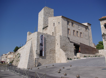 The Picasso Museum of Antibes