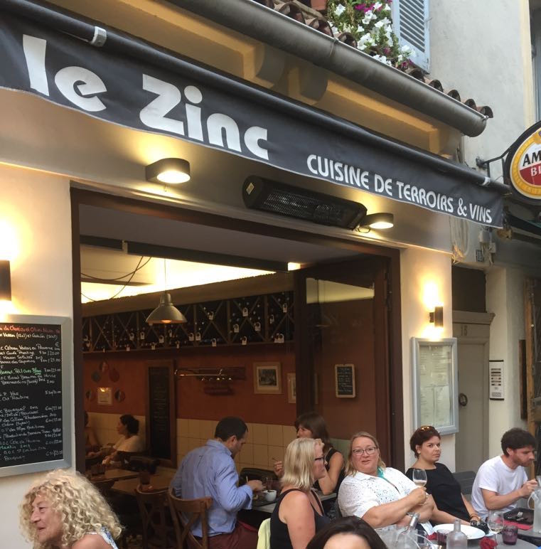 Zinc Terrasse - Antibes