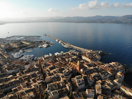 A day out in St Tropez