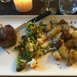 L'Altro: Excellent food in front of Antibes' harbour