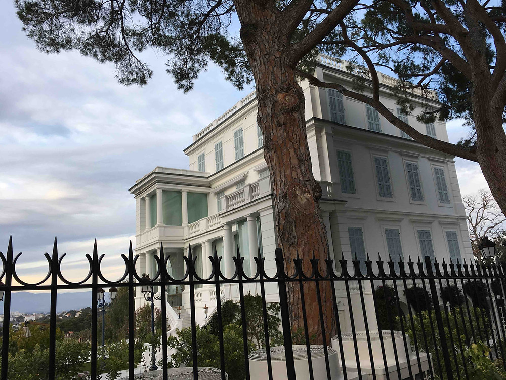 Villa Les Chênes Verts - Antibes