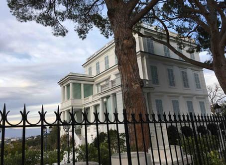 """""""Les Chênes Verts"""" Villa in Cap d'Antibes"""