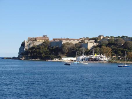 Sainte Marguerite Island off Antibes-Juan les Pins