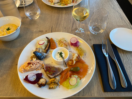 Le Fumoir Marin: a fish restaurant in Biarritz and ... a concept!