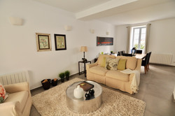 Les Tourelles Living Room
