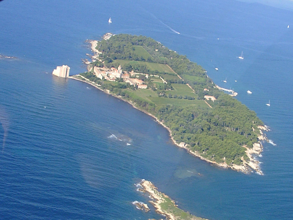 Ile Saint Honorat - Antibes