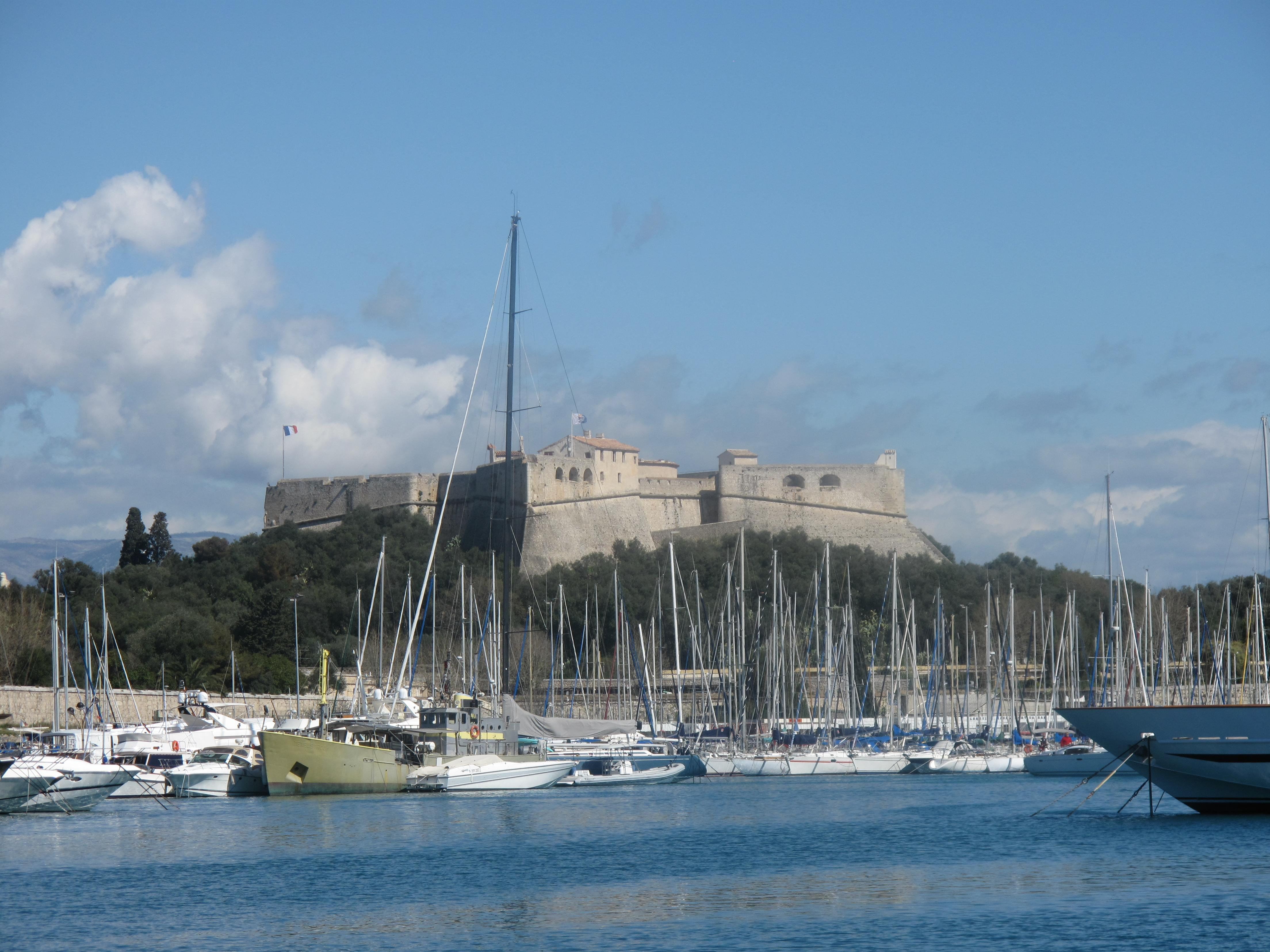 Discover Antibes