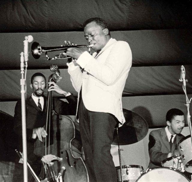 Miles Davis Antibes Juan-les-Pins