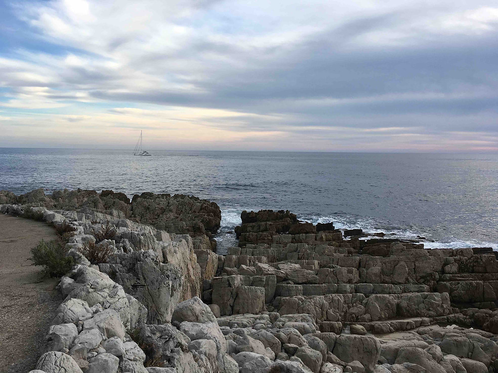 Antibes Sea