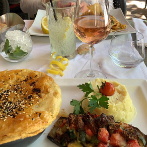 Restaurant to try : Le Square Sud