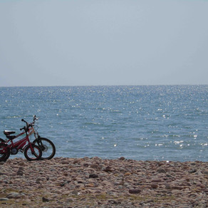 Cycling in Antibes