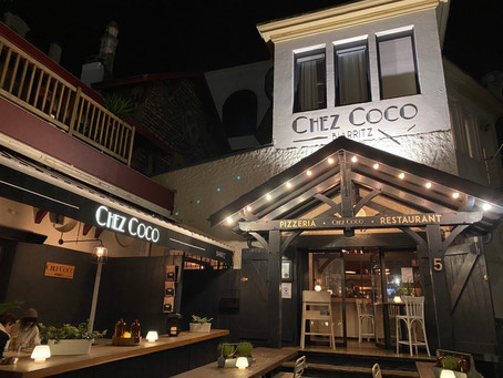 Chez Coco: Italian Cuisine in Biarritz!