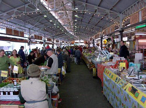 Antibes' Market