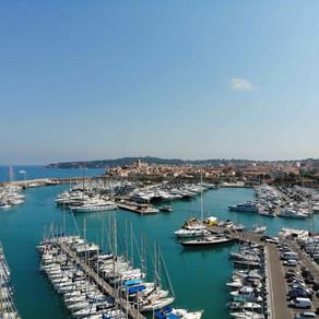 Antibes' Iconic Port