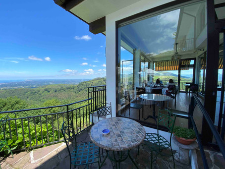 Venta Mendimendian: splendid views with good food to boot!