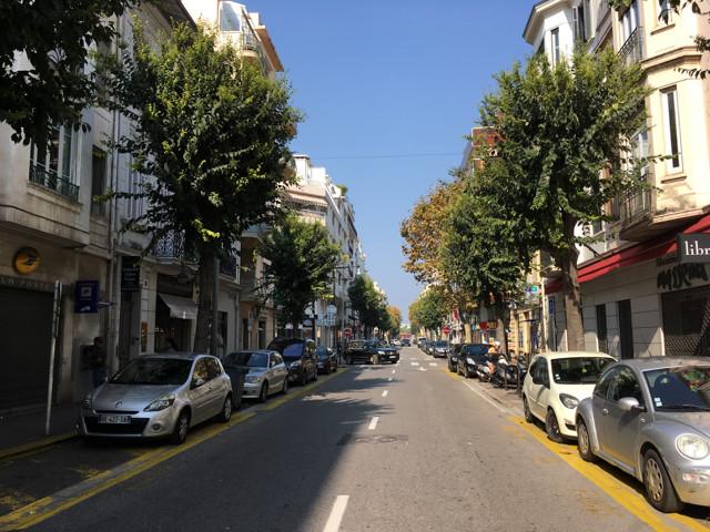 Avenue Robert Soleau - Antibes