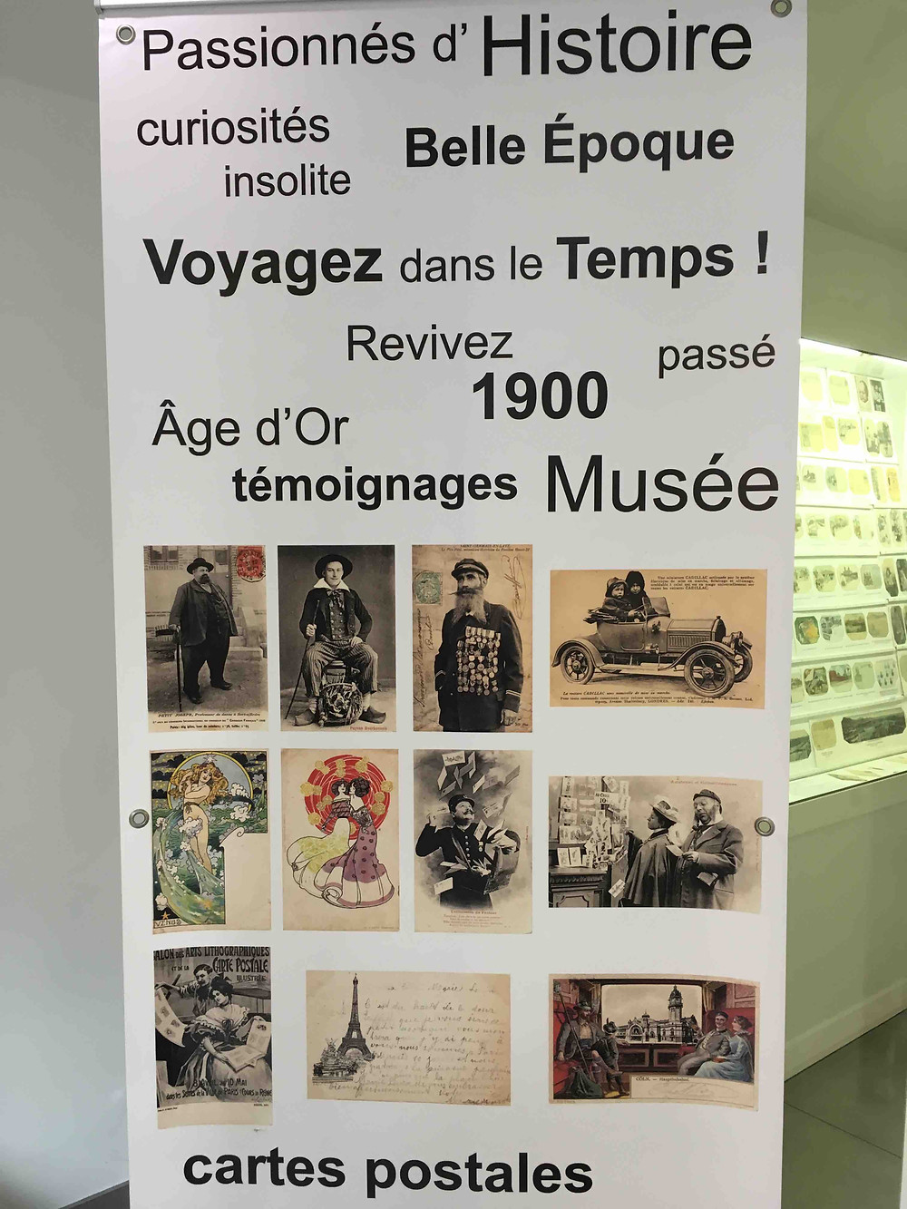 Postcard Museum - Antibes