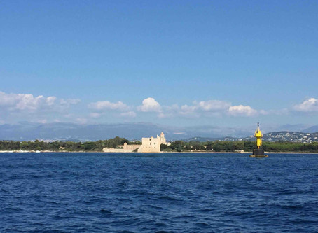 Another Island near Antibes