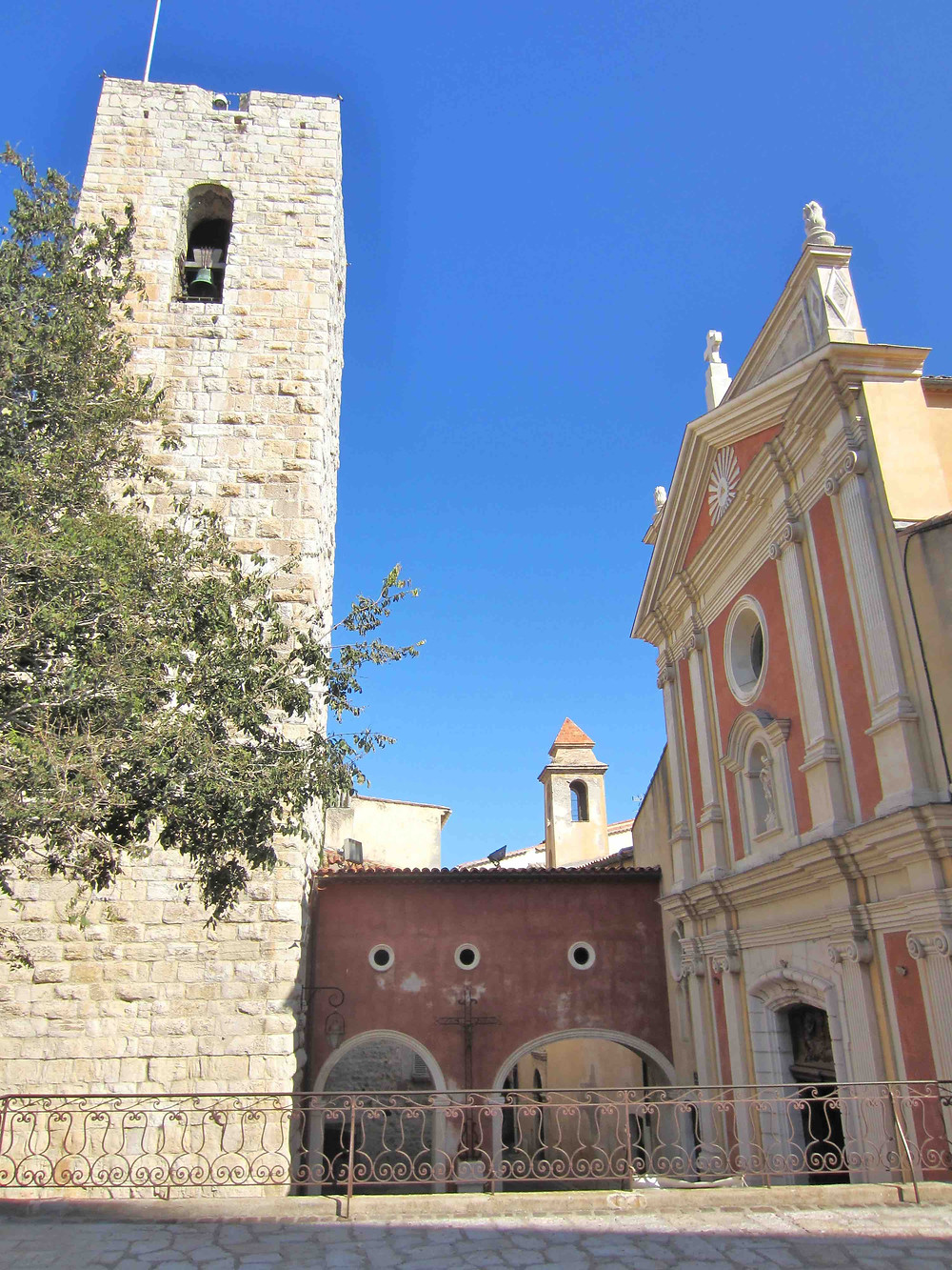 Antibes' cathedral