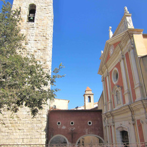 Antibes' heritage: the cathedral
