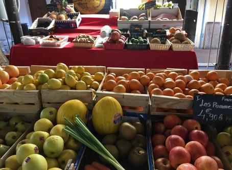 Fruit of Antibes
