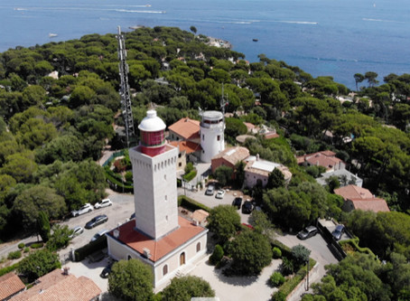La Garoupe: an enjoyable walk from Antibes' city centre