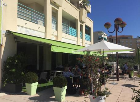 """Côté Jardin"" Restaurant in Juan-les-Pins"