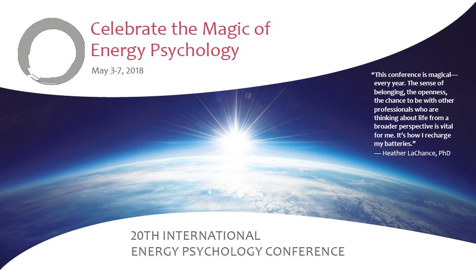 Energy Psychology Conference Orlando Florida May 3 7 2018