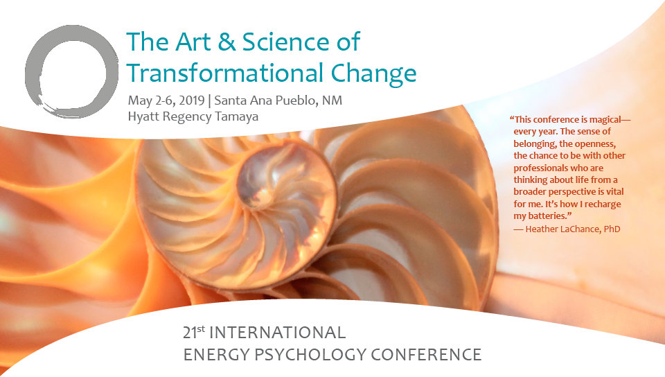 2019 Energy Psychology Conference - New Mexico