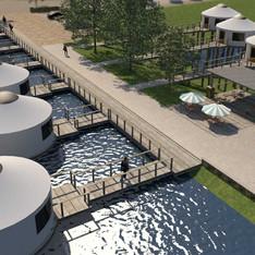 SANTEE LAKES VISION PLAN