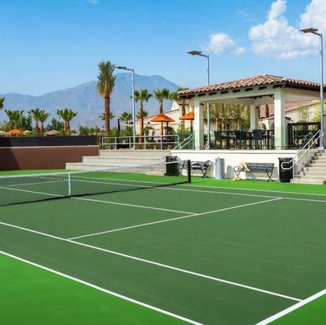 THE GRIFFIN CLUB-TENNIS