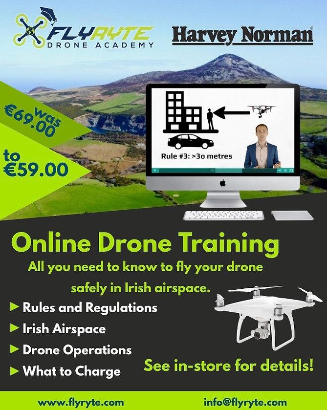 Harvey Norman Drone Training FlyRyte Iri