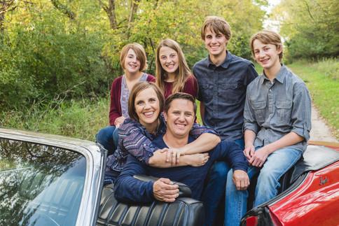 Best Minnesota Photographer Family Photo