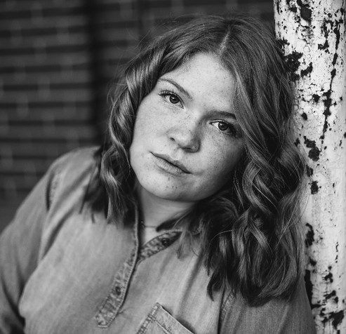 Best black and white photographer senior