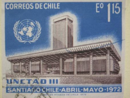 HOMENAJE AL TRABAJO COLECTIVO TEXTIL DE LA UNCTAD III 1972