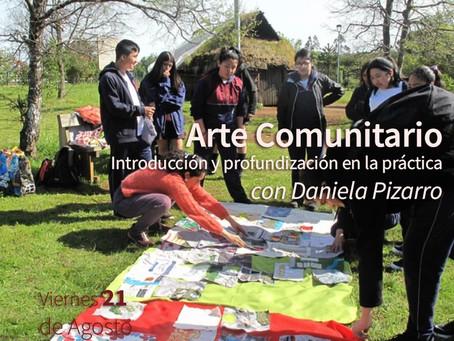 Arte Comunitario y Cartografía Textil (virtual)