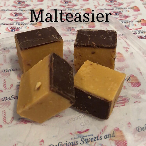 Malteasier Fudge