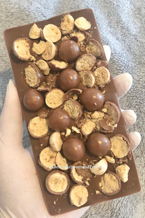 Malteser Loaded Chocolate Bar