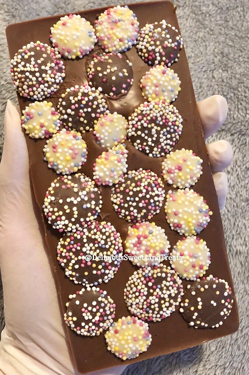 Jazzles Loaded Chocolate Bar