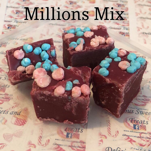 Millions Mix Fudge