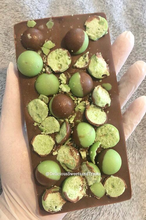 Mint Aero Loaded Chocolate Bar